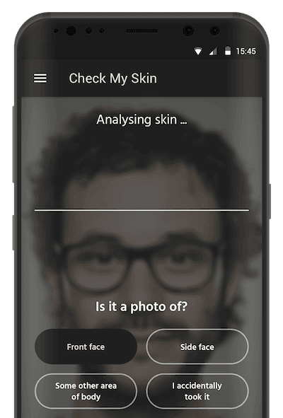 CureSkin, your private Dermatologist