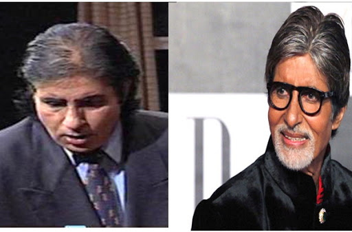 comeback of Amitabh Bachchan after hairfall