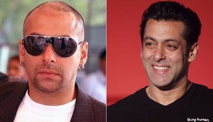 Hairfall transformation of Salman Khan