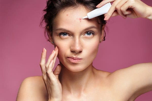Blemishes: How to remove them?