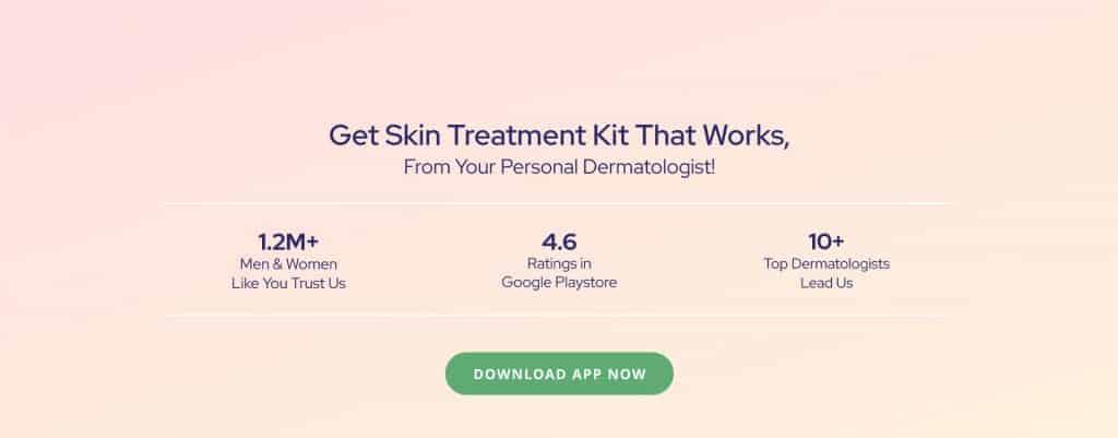 skin treatment kit that works