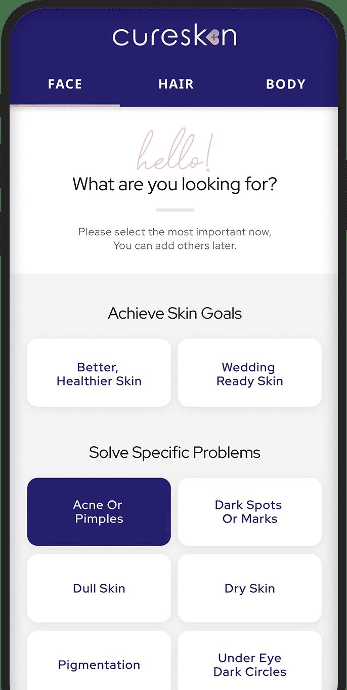 cureskin app