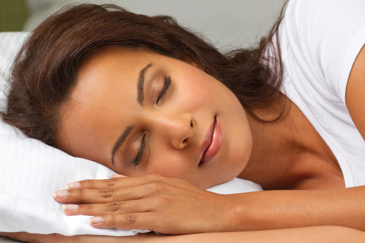 What Happens To Your Skin When You Sleep