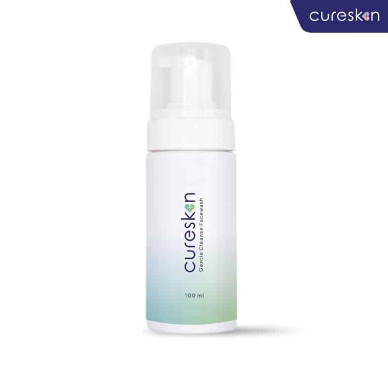 CureSkin Gentle Cleanse Face Wash