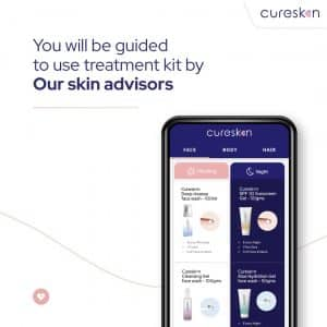 cureskin doctor regimen