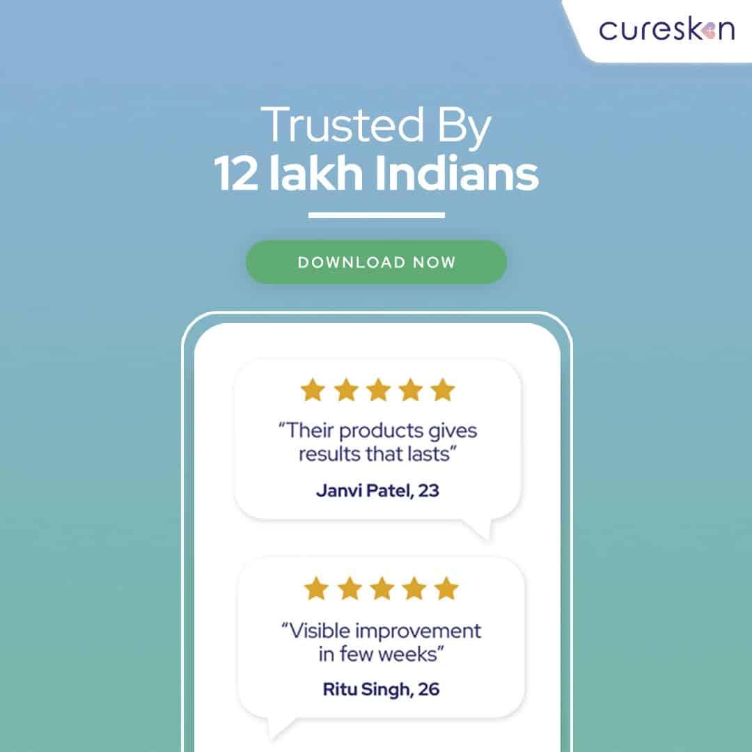 cureskin reviews, testimonials
