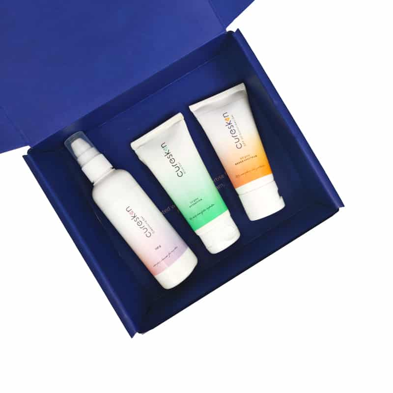 cureskin app products